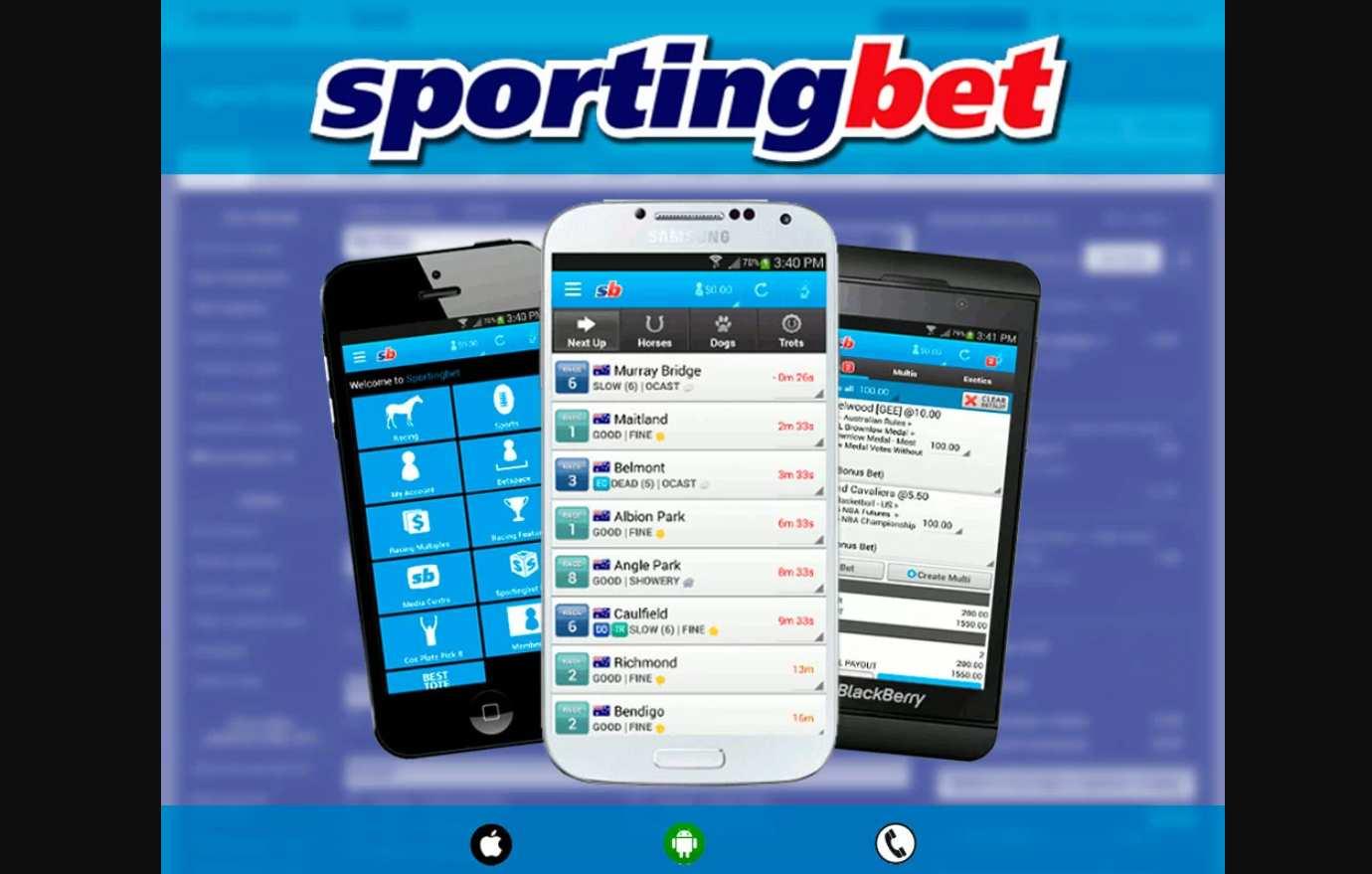 Как да създам акаунт в Sportingbet mobile с мобилния си телефон?